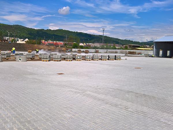 Nový terminál Metrans Ústí nad Labem