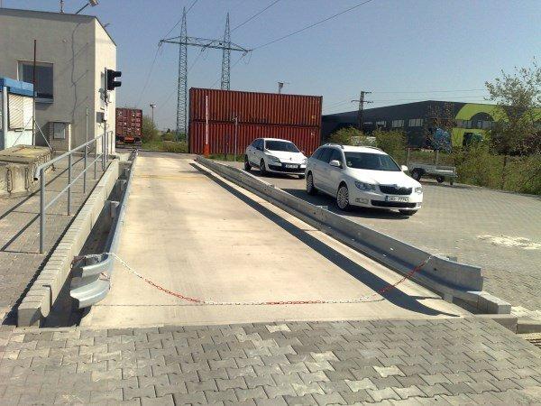 Metrans - váhy nákladních vozidel