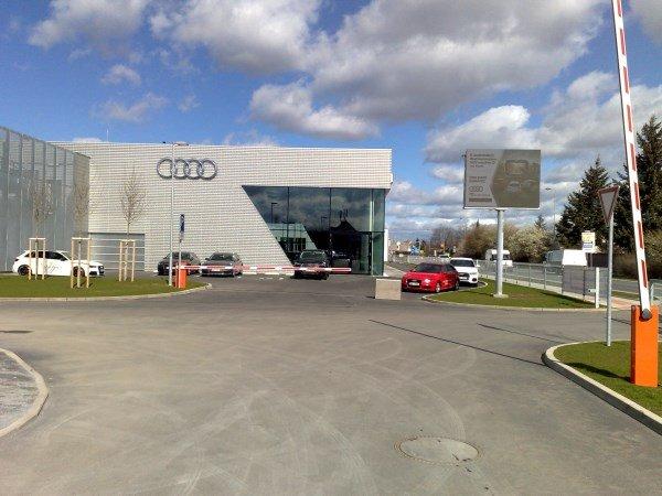 Autosalon Audi Praha Kunratice