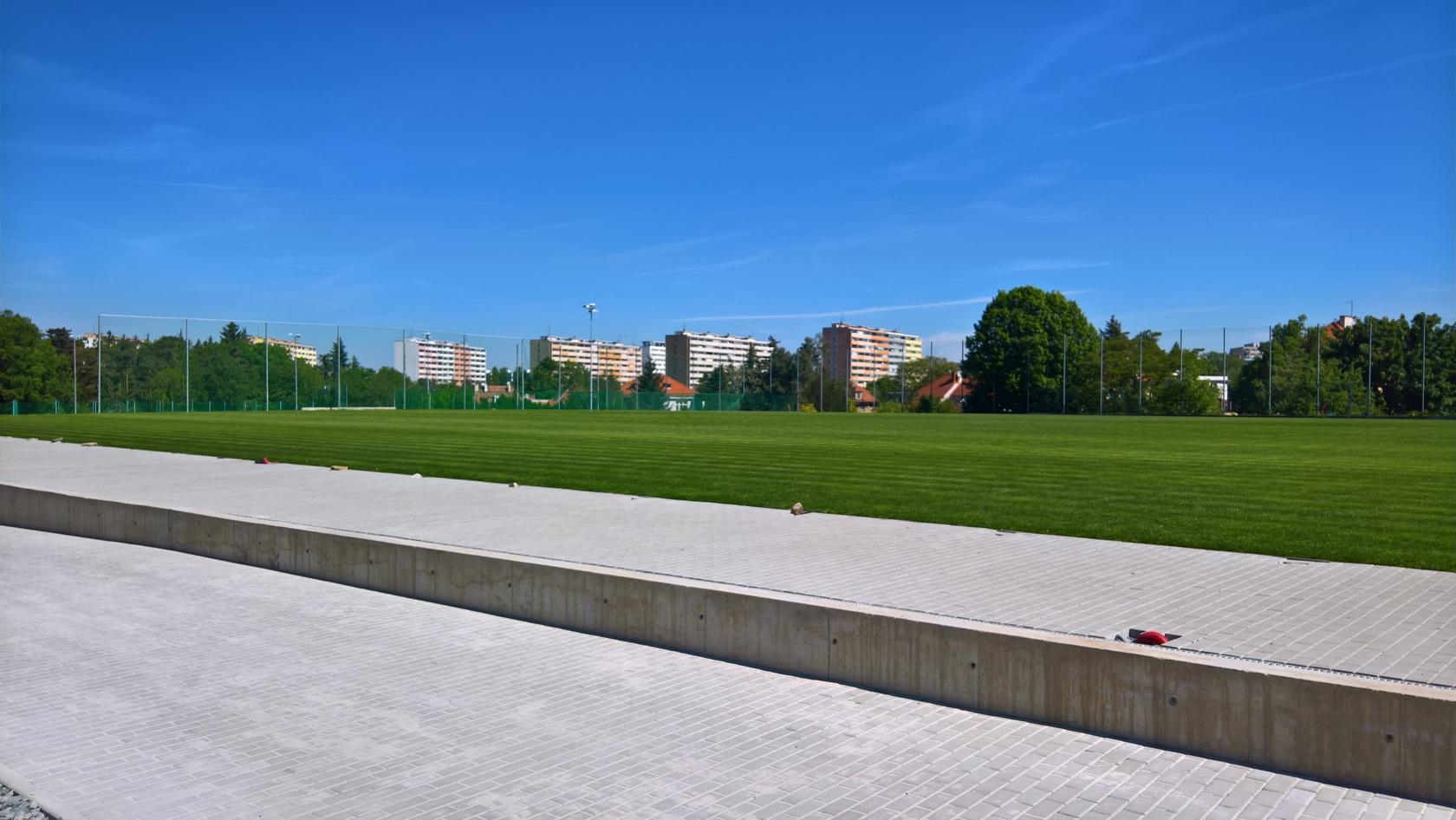 Hřiště FC Tempo