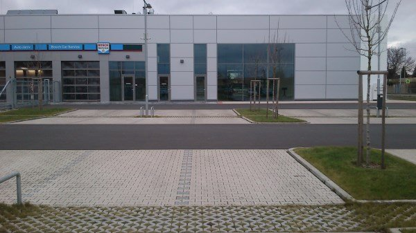 Autosalon Volkswagen Kunratice