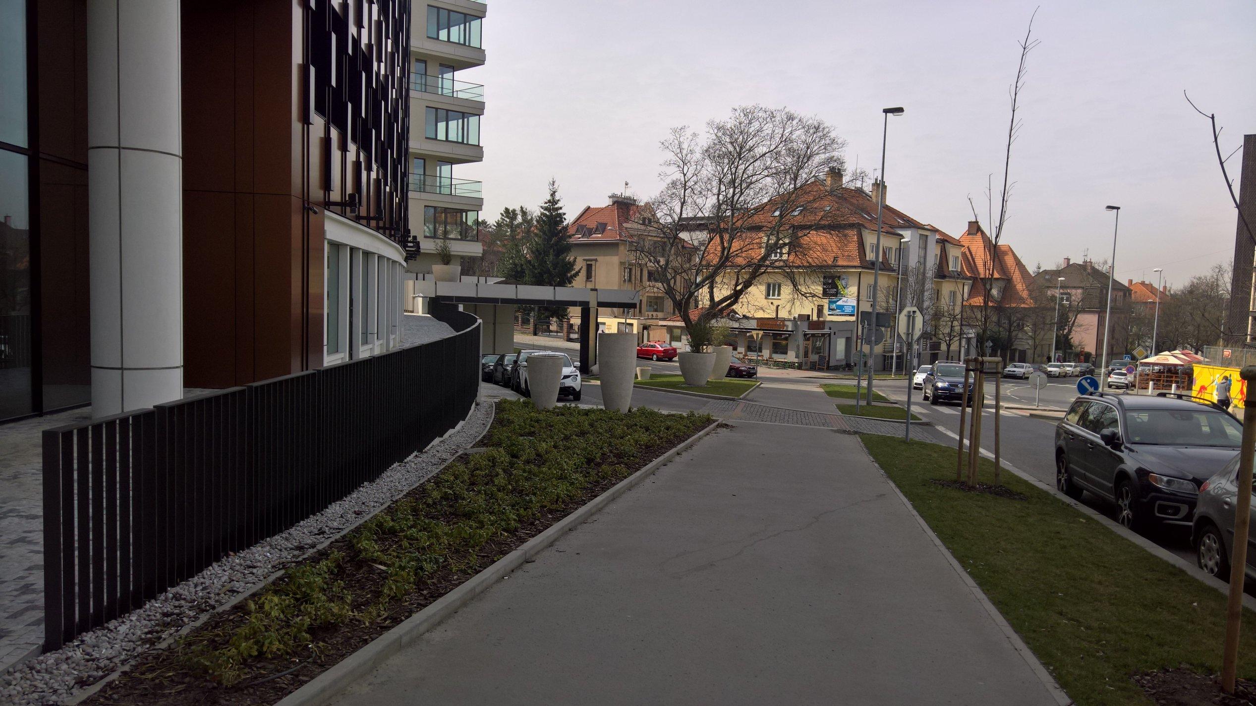 Administrativní budova Pankrác