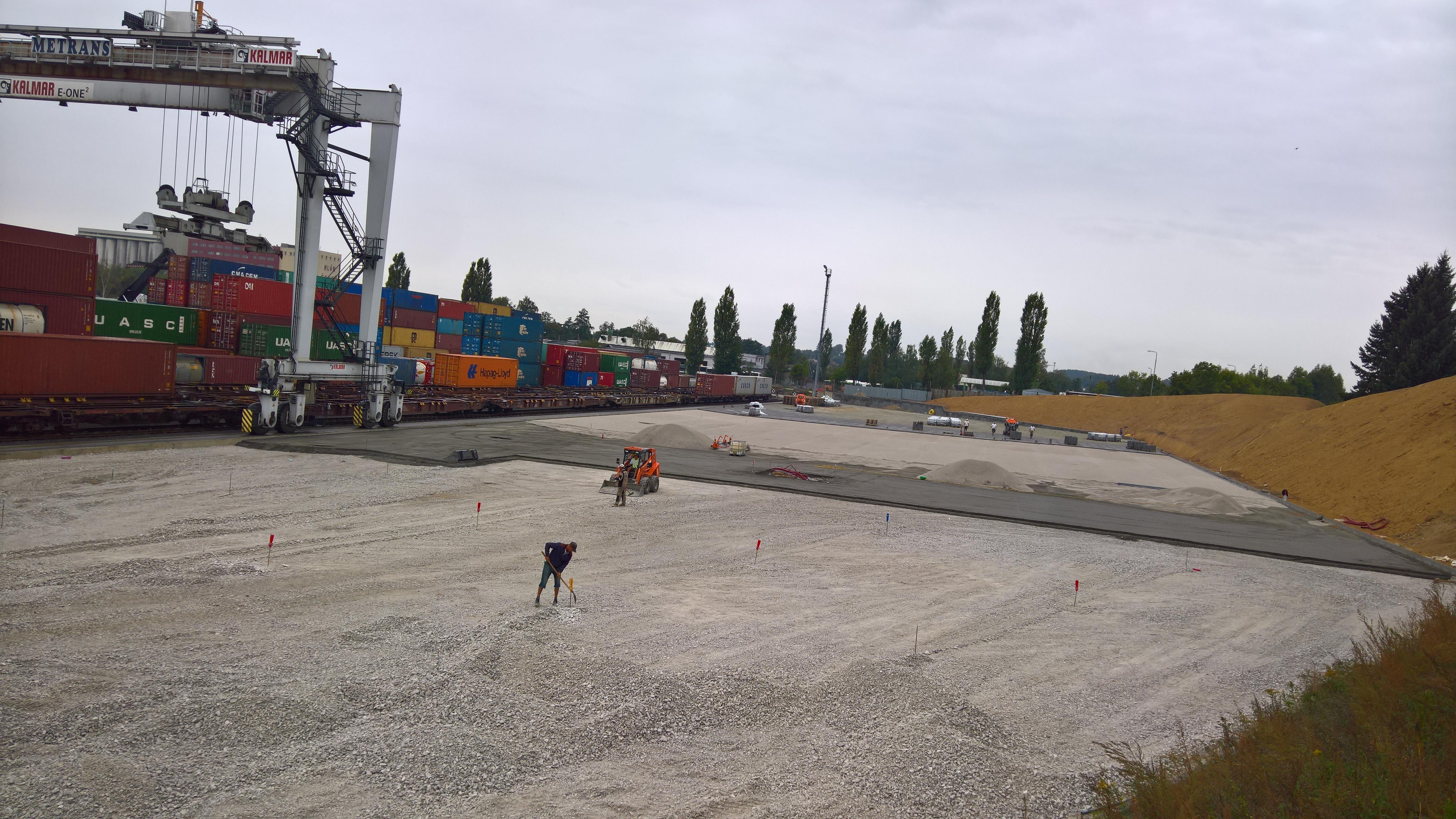 Terminál Metrans Ostrava